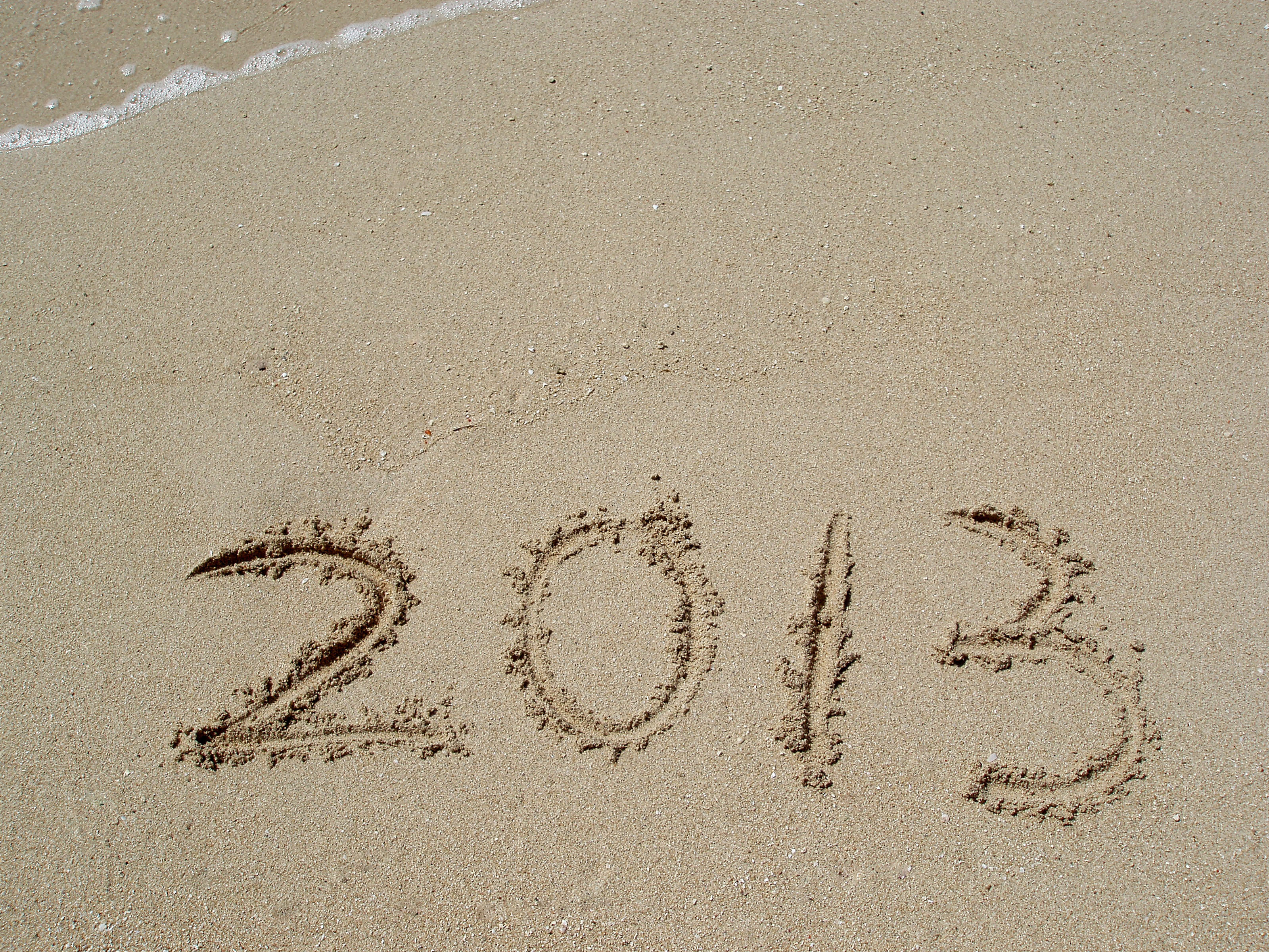 dear 2013 outlive yourself by maulshri