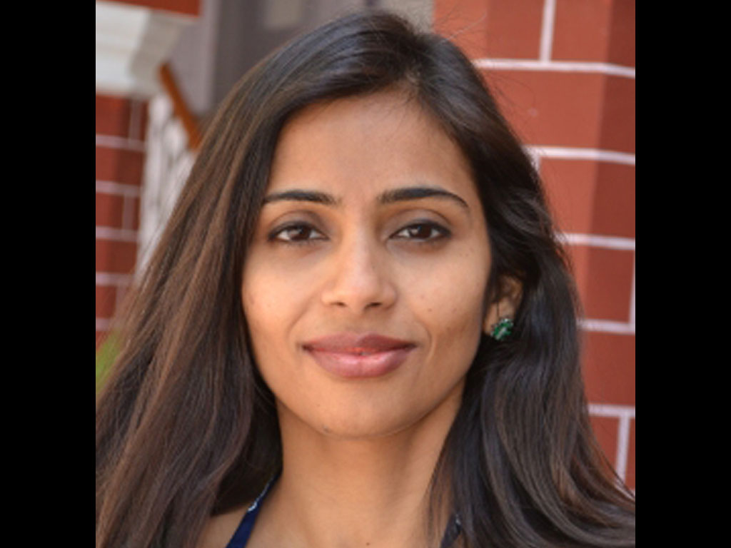 A photo of India's deputy consul general in New York, Devyani Khobragade (chevening.org)